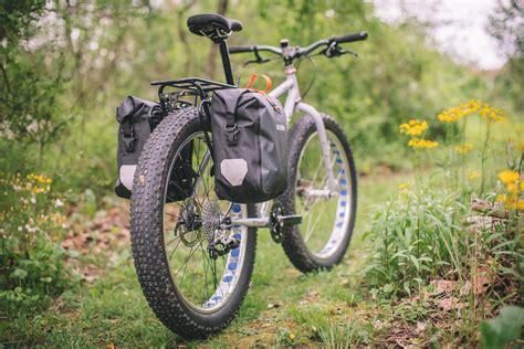 ortlieb gravel pack bikepacking panniers bikepacking