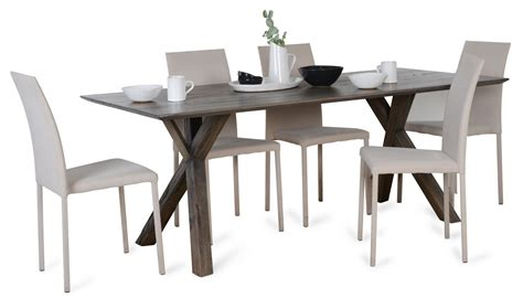 Dining Room Tables That Seat 12 Or More by Heal S Arbori Dining Table 4 6 Seater Grey Wash Wild Oak