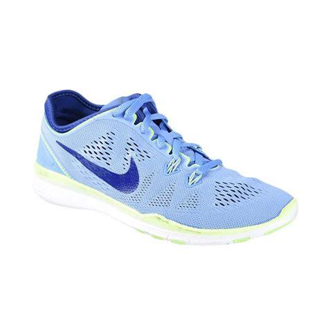 Sepatu Nike Flywire 5 0 jual nike wmns free 5 0 tr fit 5 704674 402 sepatu