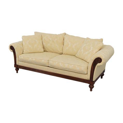 ethan allen wood frame sofa new wood frame sofa marmsweb marmsweb