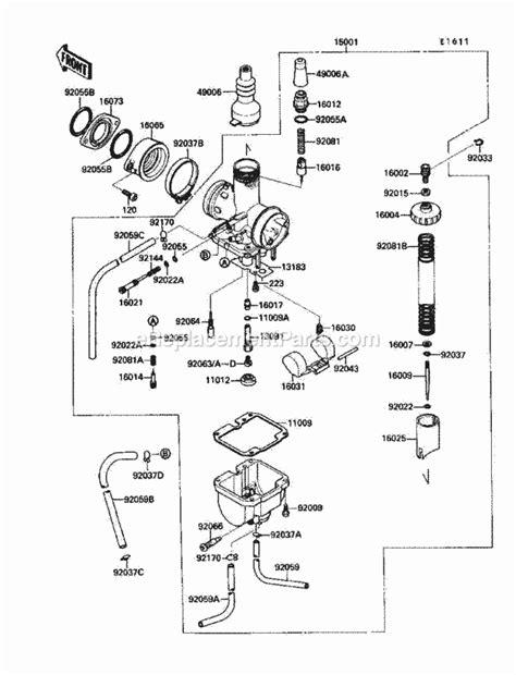 1990 kawasaki bayou 300 wiring diagram 38 wiring diagram