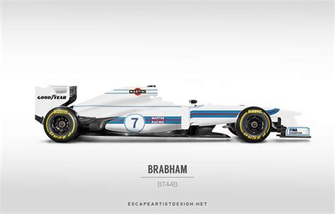 martini livery f1 retro liveries on modern day f1 cars brabham martini
