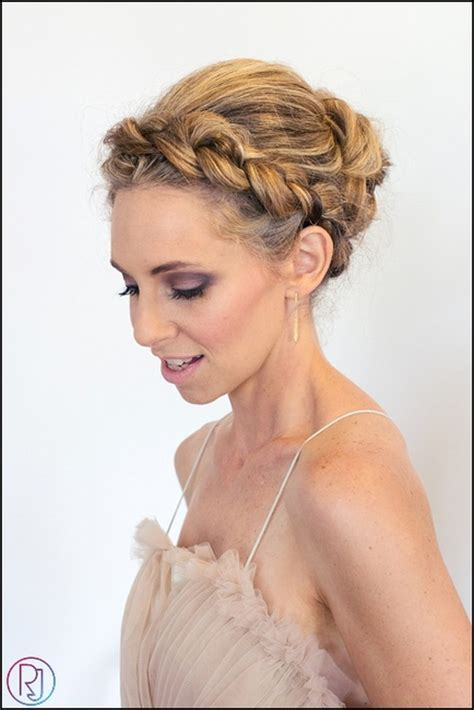 Wedding Hairstyles Part Up Part by Jaw Dropping Wedding Updos Bridal Hairstyles Part 2