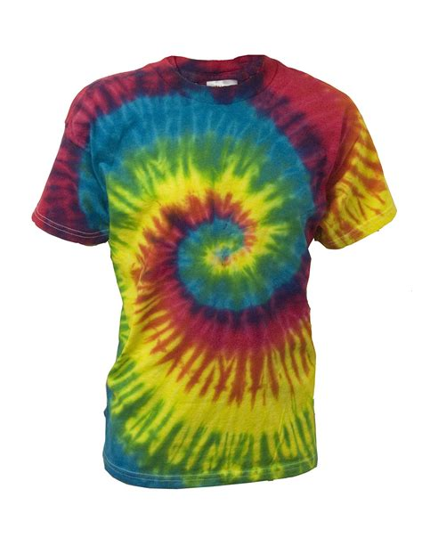bright tie dye t shirts for summer c from everything