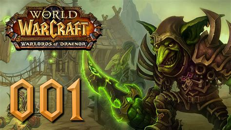 Who Let The Goblins Out Galacula And Rayd8 by Let S Play World Of Warcraft Warlords Of Draenor