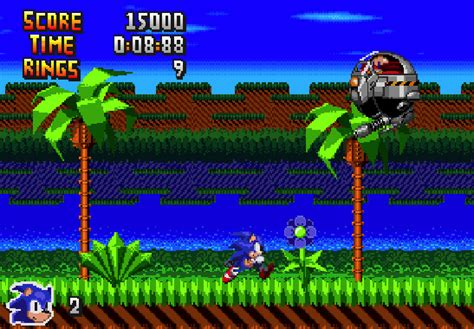 sonic world fan game sonic classic fan game