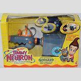 Goddard Jimmy Neutron Toy | 400 x 269 jpeg 49kB