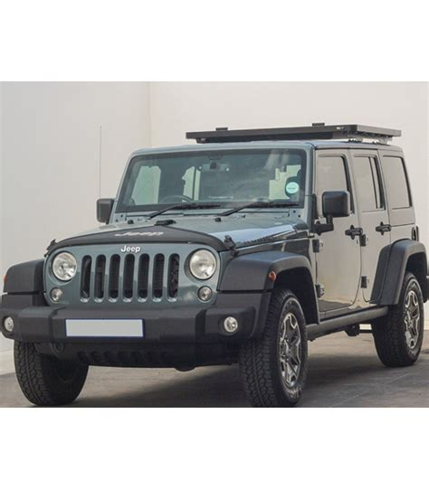 baca de techo bacas de techo para viaje de todo terreno jeep wrangler jk