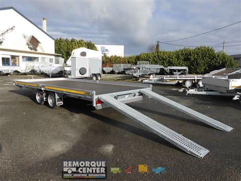 Permis Pour Remorque Porte Voiture by Location Plateau Roues Dessous Eduard 4x2 M 232 Tres 3500
