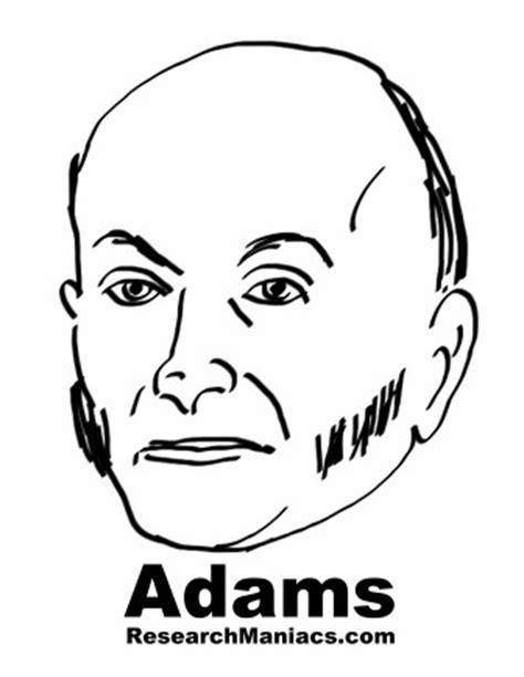 john adams drawing how to draw john adams