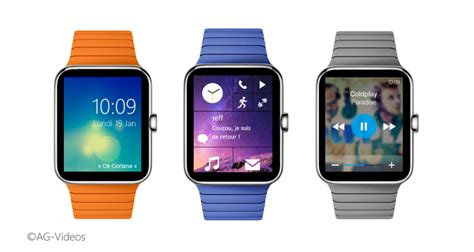 Smartwatch Windows apple smartwatch concept phones