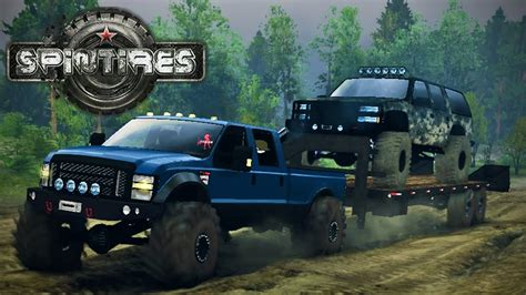 Spin Tires Truck Guide Spin Tires Singleplayer Episode 1 Mods
