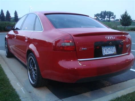 Audi S6 2000 by Madbaloo 2000 Audi S6 Specs Photos Modification Info At
