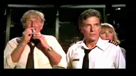 Airplane Movie Meme - airplane clips lloyd bridges youtube