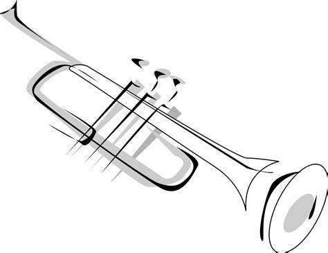trumpet tattoo designs simple trumpet design tattoos