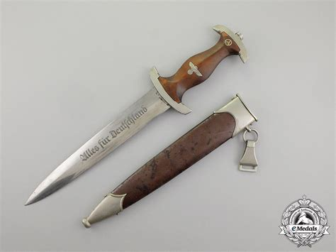 Sale Tang Kombinasi 6 Soligen an early model 1933 sa dagger by ed w 252 sthof of solingen sa ss npea daggers third reich