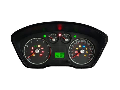 2003 ford focus instrument cluster lights ford focus mk2 instrument cluster repair totaltronics com