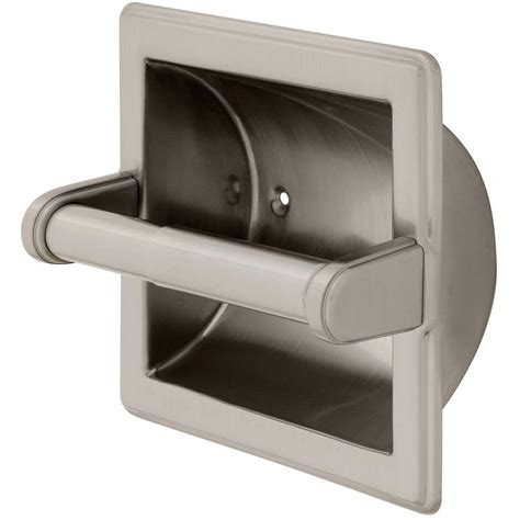 recessed toilet paper holder with shelf recessed toilet paper holder teak toilet paper holder
