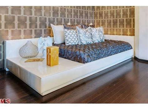 corner platform bed pin by janine packett on studio apt ideas pinterest