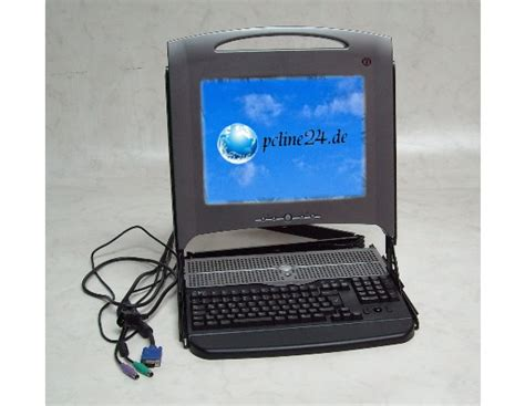 dell poweredge rack console 15fp 1u rack zubeh 246 r 10010282