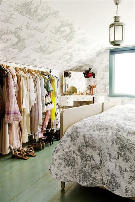 bedroom clothes ideas for storing clothes without closets