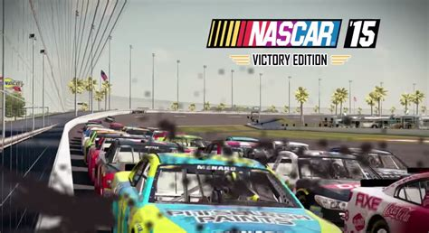 Pc Nascar 15 Victory Edition nascar 15 victory edition coming next month free for