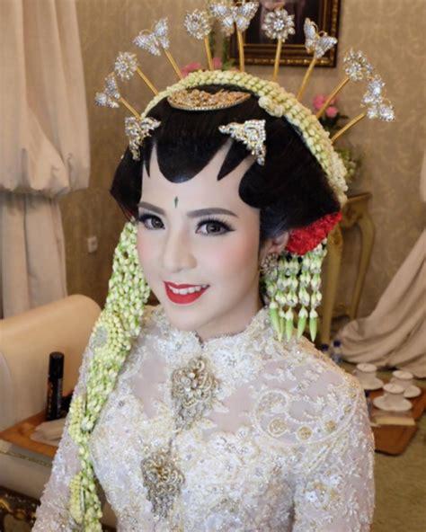 Make Up Pengantin Jawa foto putri jawa sejati make up pengantin mewah kartika