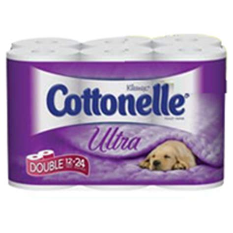 Who Makes Cottonelle Toilet Paper - cottonelle ultra toilet paper roll 4 12 pack white