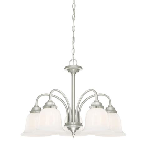 brushed nickel chandelier with shades roselawnlutheran