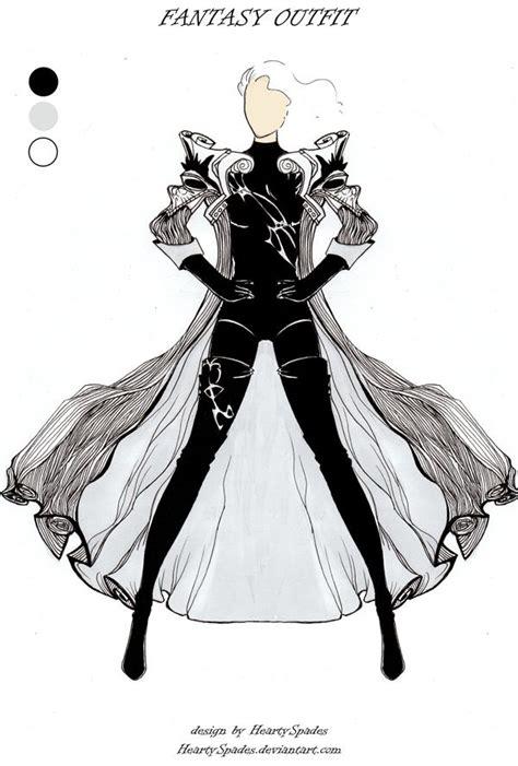 fantasy outfit adopt open  heartyspades  deviantart