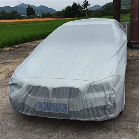 Outdoor L Cover by Snow Wind Dust Sun Uv Resistant Protection