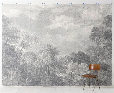 making it lovely grisaille wallpaper making it lovely