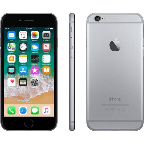 iphone 6 32gb space grey big w