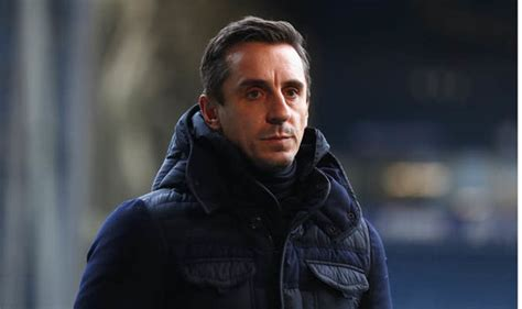 gary neville takes swipe at man utd boss jose mourinho takes swipe at gary neville and