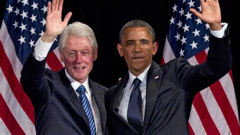 Six Degrees Of Obama And Clinton by What Bill Clinton Can Do For Barack Obama Cbs News