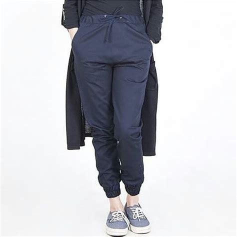 Celana Joger Diskon jual celana jogger cewek joger cewek baru celana panjang wanita berkualitas