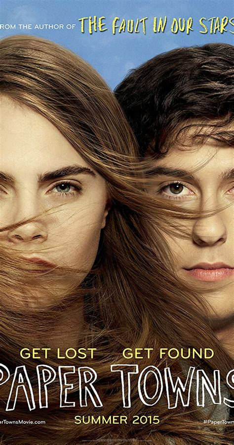 Paper Towns paper towns 2015 imdb