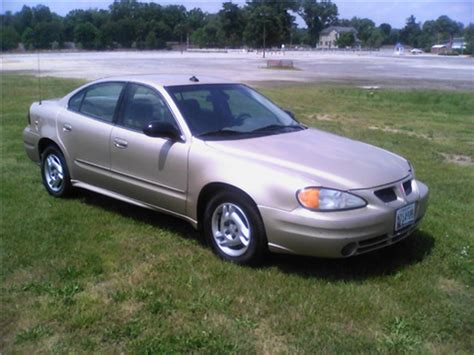 Pontiac Grand Am For Sale by Pontiac Grand Am For Sale In Maryland Carsforsale