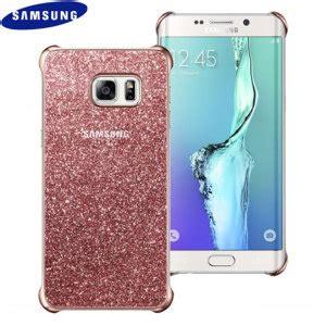 Casing Glitter Samsung S6 Edge Plus S6 Edge official samsung galaxy s6 edge plus glitter cover pink