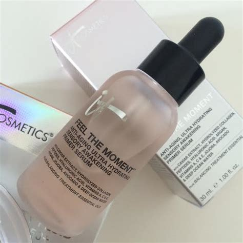 Serum Moment work it it cosmetics cc veil fluid foundation
