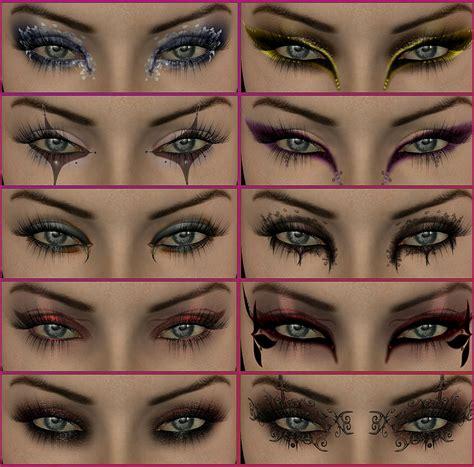 eyeliner types tutorial eyes different eye makeup styles