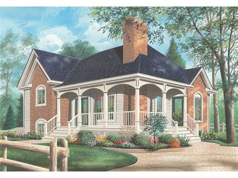 warwick southern ranch home plan 032d 0413 house plans