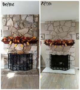 Kitchen Cabinets Portland hometalk diy painted stone fireplace