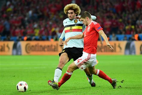 Bel Beat congratulations to ben davies33 who played 90 minutes as wal beat bel 3 1 to reach the