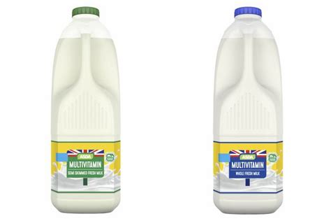 Detox Tablets Asda by Asda Has Just Launched A New Range Of Multivitamin Milk
