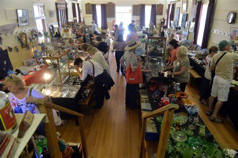 dropping a bombshell at the fryerstown antique fair