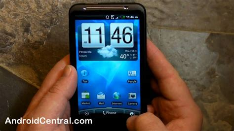 download themes for htc inspire 4g htc inspire 4g hands on youtube