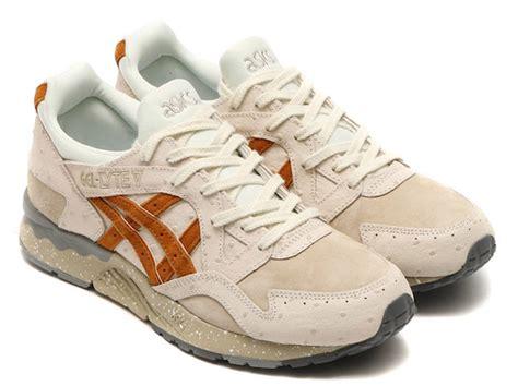 Sepatu Wanita Asics Gel Lyte 3 Premium Abu Made In Viet Limited 1 asics gel lyte v ostrich leather pack sneaker bar detroit