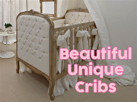 Handmade Cribs - 21 inspiring ideas for creating a unique crib with custom