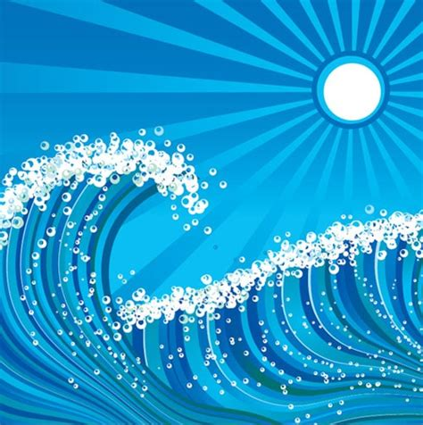 vector wave tutorial photoshop amazing collection of illustrator and photoshop tutorials